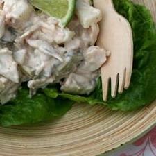 Ricetta Insalata di pollo o tacchino