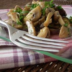 Ricetta Funghetti al forno
