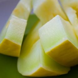 Ricetta Melone al porto