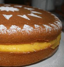 Ricetta Torta margherita all'arancia