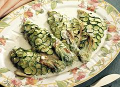 Ricetta Filetti di orata con crema di zucchine