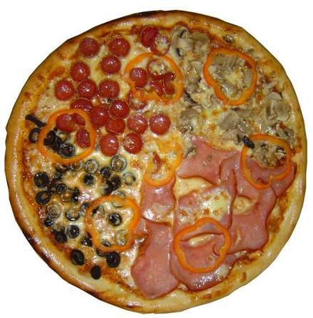 Ricetta Pizza 4 stagioni