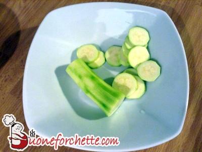 Ricetta Crostatine con le zucchine