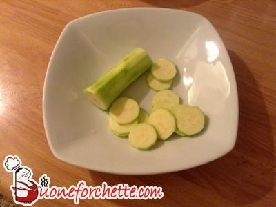 Ricetta Zucchine farcite fredde