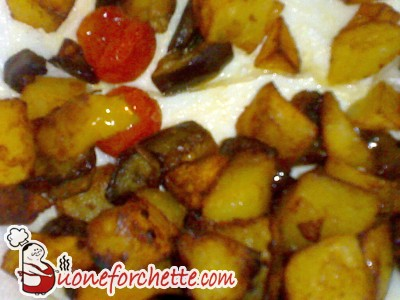 Patate e Zucchine alla Pugliese