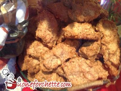 Ricetta Biscotti brutti ma buoni