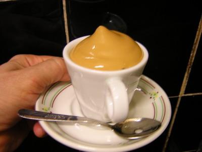 Ricetta Mousse al caffè