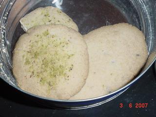 Ricetta Cookies (Biscotti inglesi)