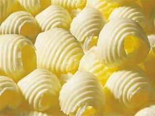 Ricetta Burro giallo con succo d'aglio