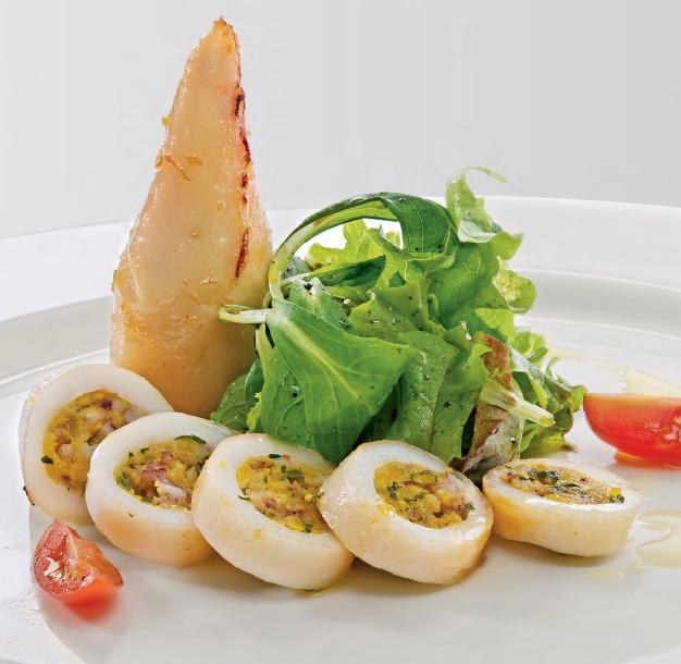 Ricetta Calamari ripieni  - variante 7