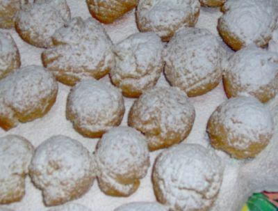 Ricetta castagnole  - variante 5