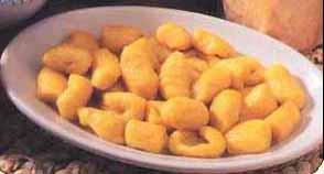 Ricetta Gnocchi alla crema di gorgonzola