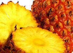 Ricetta Ananas alla panna