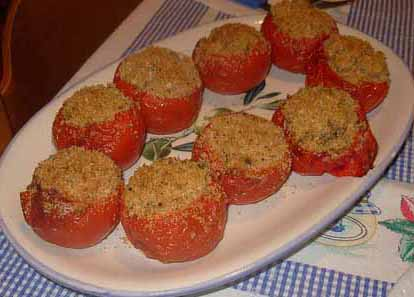 Ricetta Pomodori al forno