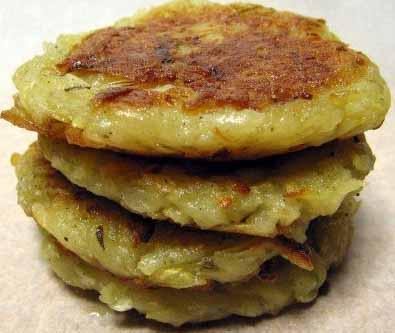 Ricetta Frittatine patate e pinoli