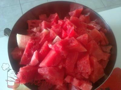 Ricetta Crema di anguria