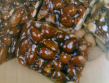 Ricetta Croccante di mandorle  - variante 5