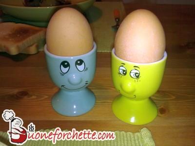 Ricetta Crostini con uovo sodo e mascarpone