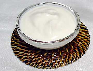 Ricetta Dessert allo yogurth