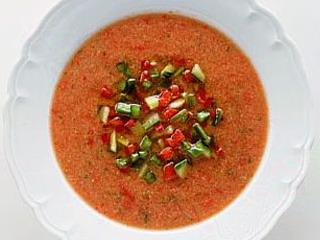 Ricetta Gaspacho spagnolo