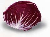Ricetta Anelli di pasta al radicchio rosso