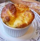Ricetta Soufflé ai due formaggi