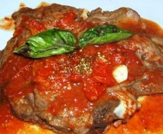 Ricetta Fettine alla pizzaiola  - variante 2