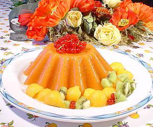 Ricetta Trionfo di mandarini in gelatina