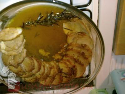 Ricetta Filetto di maiale al forno con patate