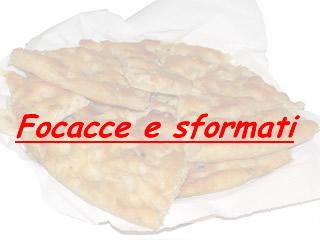 Ricetta Focaccia  - variante 2