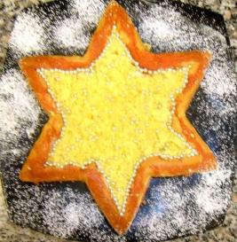 Ricetta Christmas Star