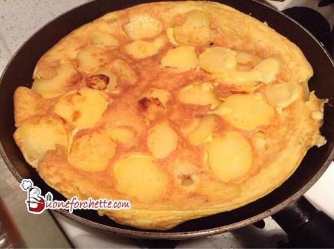 Ricetta Frittata con patate